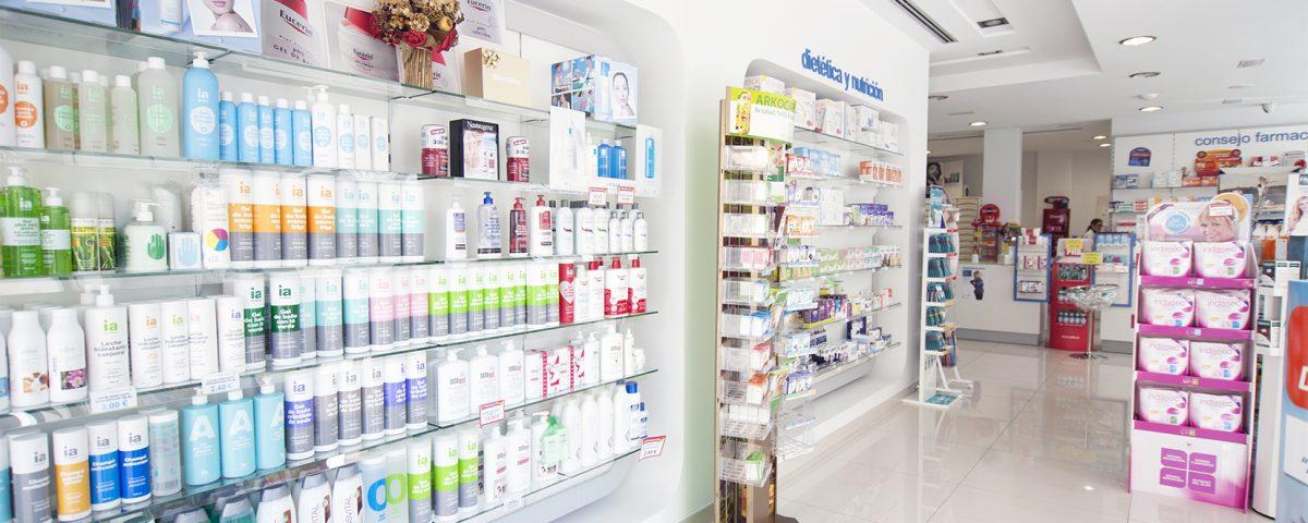 Limpiezas Brillo, farmacia en Valencia.