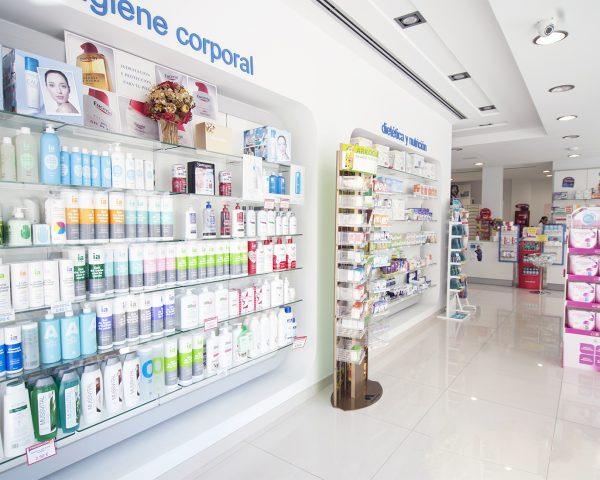 Empresa limpieza farmacias valencia