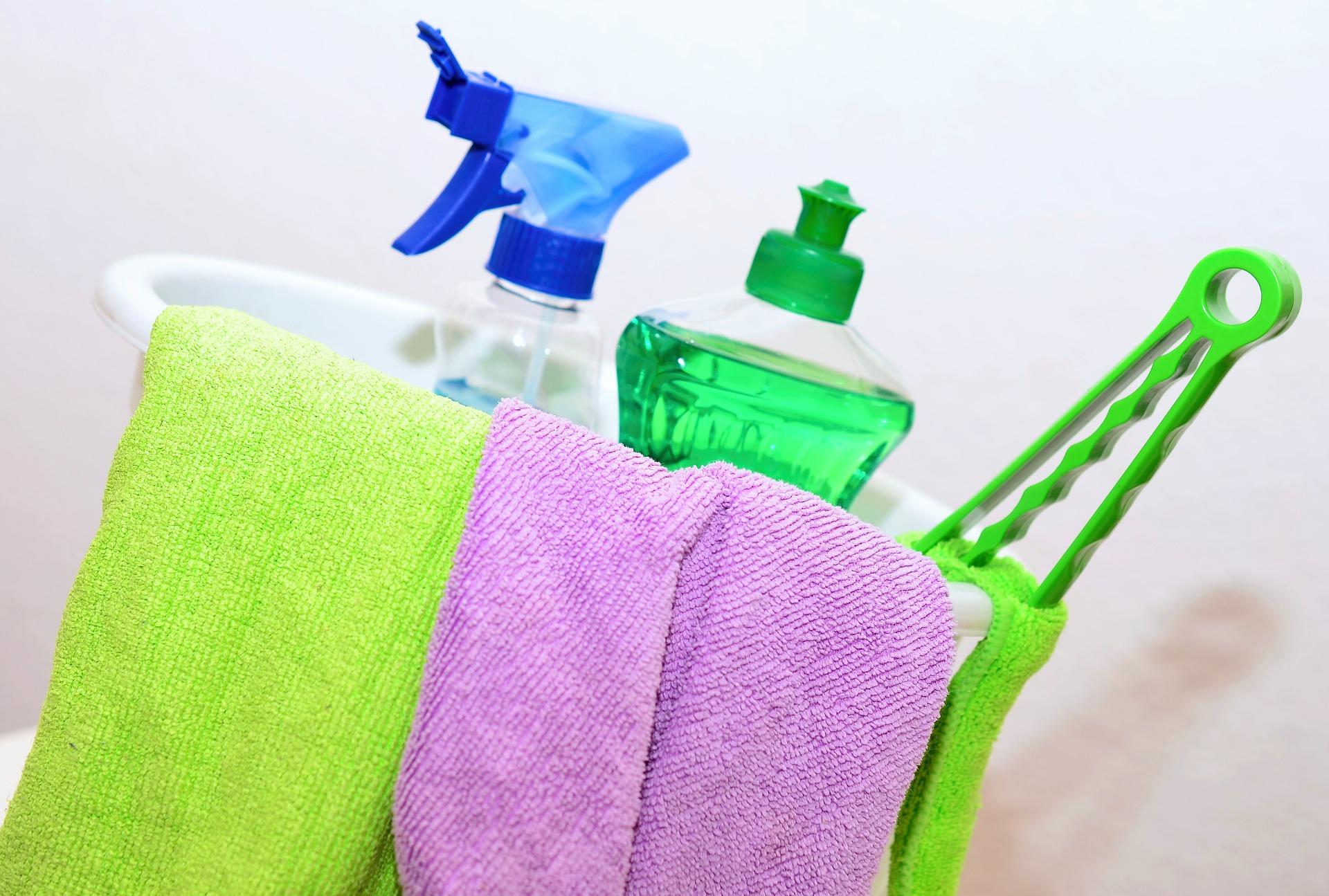 Errores comunes de limpieza