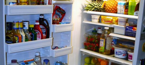 Limpieza de frigorifico