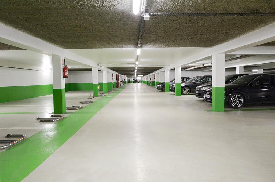 empresa de limpieza de garajes