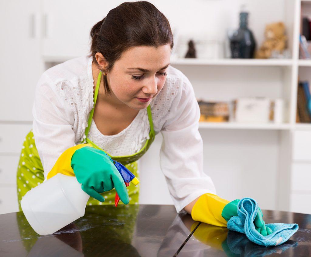 Limpieza a fondo del hogar. Empresa de Limpieza Valencia