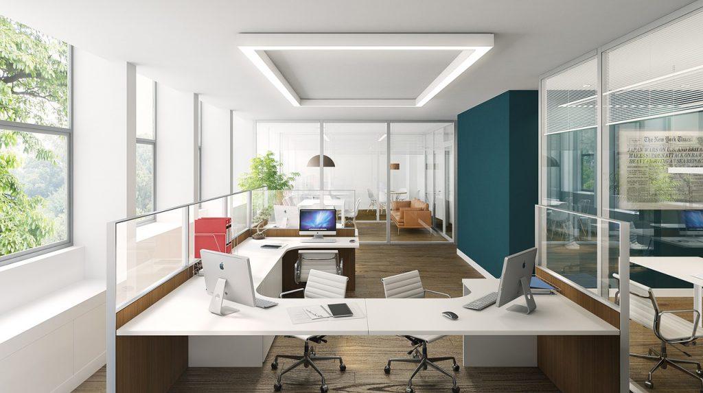 beneficios de una correcta limpieza de oficinas