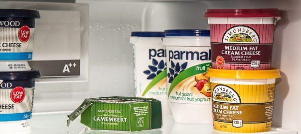 limpieza nevera refrigerador